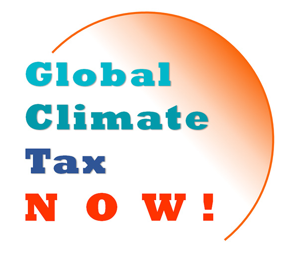 Global Climate Tax NOW !